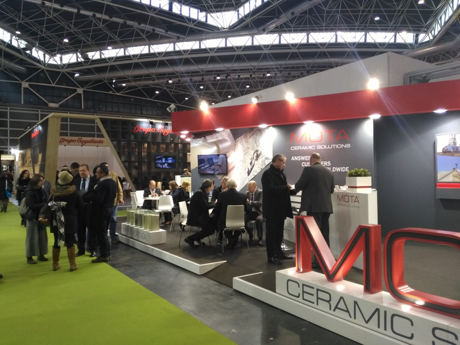 Cevisama 2018 mota ceramic solutions for Cevisama 2018